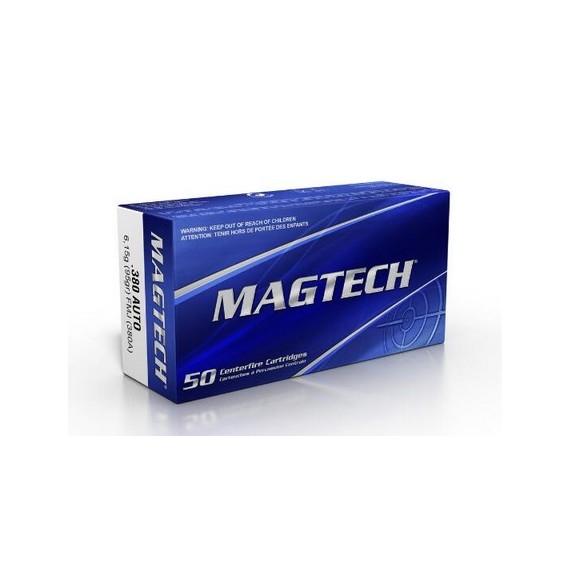 Naboj Magtech 380 AUTO 95gr FMJ 380A