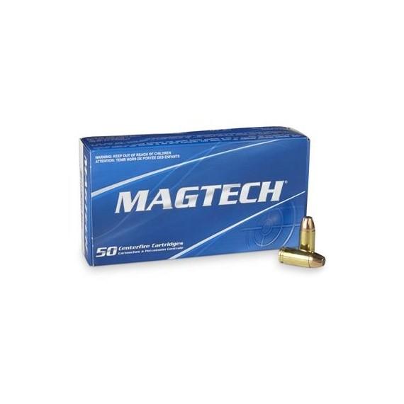 NABOJ MAGTECH 9mm LUGER 95gr JSP FLAT 9F 17082