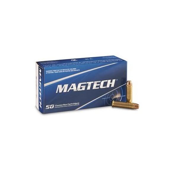 NABOJ MAGTECH 357 MAG 158gr FMJ/FMC FLAT 357D 24001