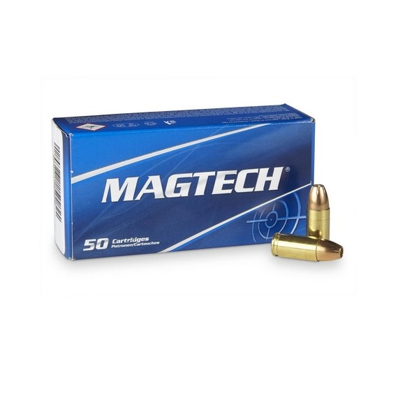 NABOJ MAGTECH 9mm LUGER 115gr JHP 9C 17035 17030