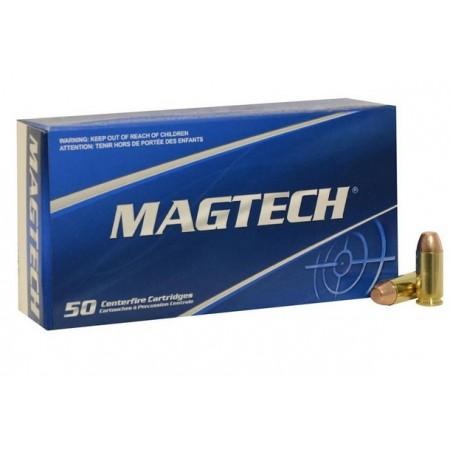 NABOJ MAGTECH 40 S&W 180gr FMJ FLAT 40B 26504