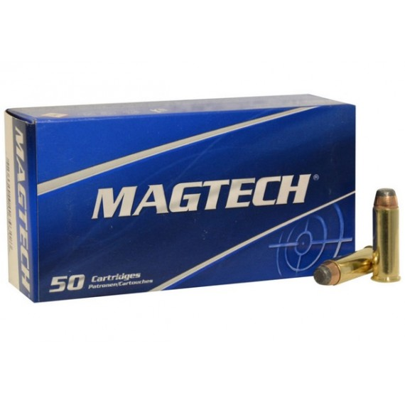 NABOJ MAGTECH 44 REM MAG 240gr SJSP FLAT 44A 28000