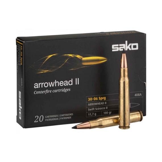 NABOJ SAKO 7X64 SP 407B Arrowhead II 9,7/150 P625407B