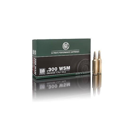 NABOJ RWS 300 WSM EVO 11,9g 2315741
