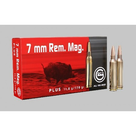 NABOJ GECO 7mm REM MAG PLUS 11,0g 2317844