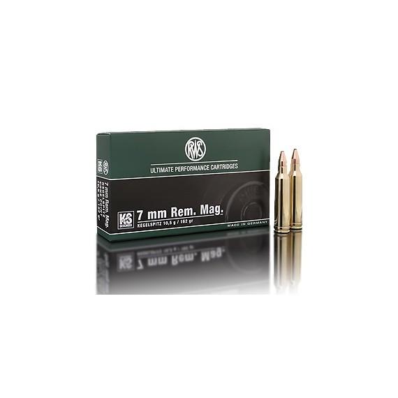 Naboj RWS 7mm REM.MAG.KS 10,5g