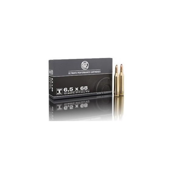 Naboj RWS 6,5x68 TMS 6.0g
