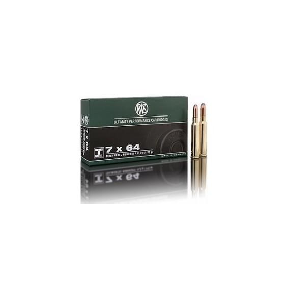NABOJ RWS 7x64 TMR 11,2g 2117541