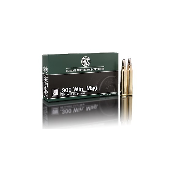 NABOJ RWS 300 WIN MAG 11.7gr 2117657
