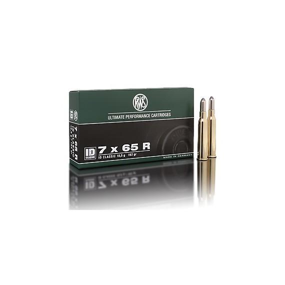 NABOJ RWS 7x65R TIG 10,5g 2118602