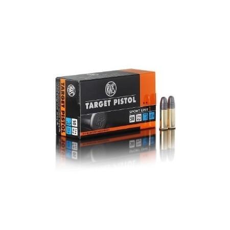 NABOJ RWS 22 LFB Target Pistol 2132710