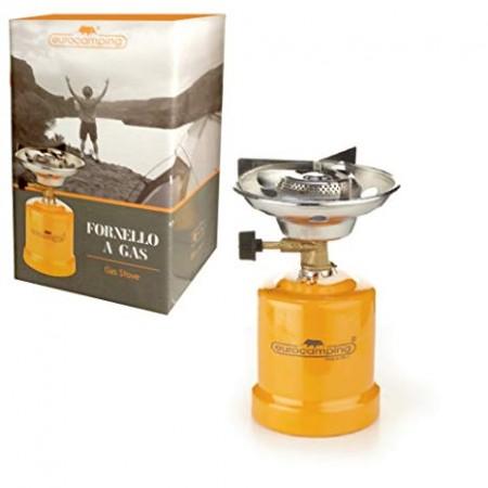 Plinski kuhalnik 190gr ročni vžig, oranžen 53001118CE