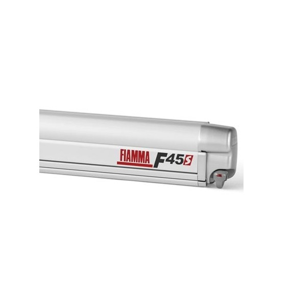 Tenda Fiamma F45S 450 6290G01T TITANIUM Deluxe Grey