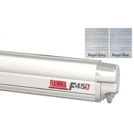 Tenda Fiamma F45S 400 Royal Grey