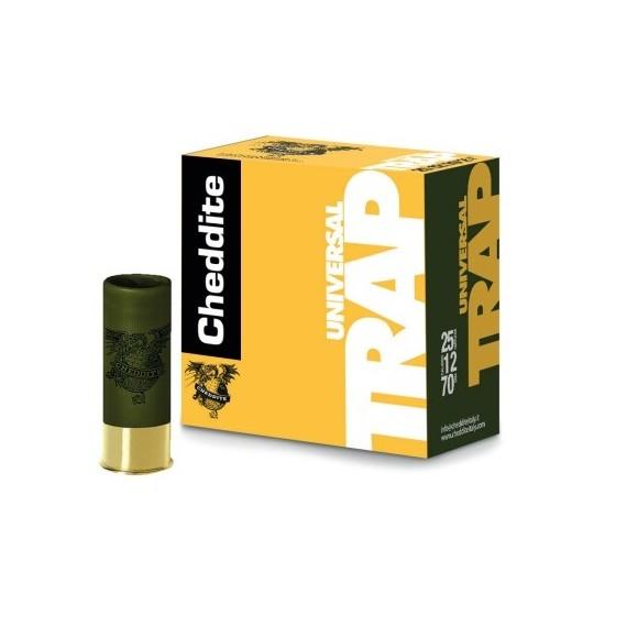 NABOJ CHEDDITE 12 T.2 UNIVERSAL TRAP 28g 2,4mm št.7,5