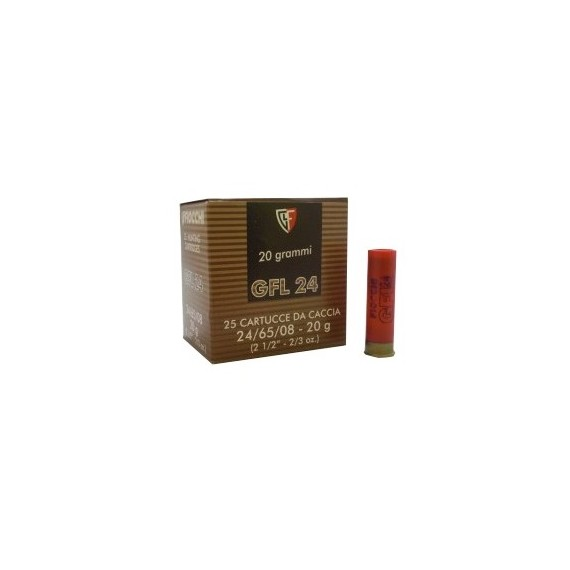 NABOJ FIOCCHI 24 GFL 6 86332600