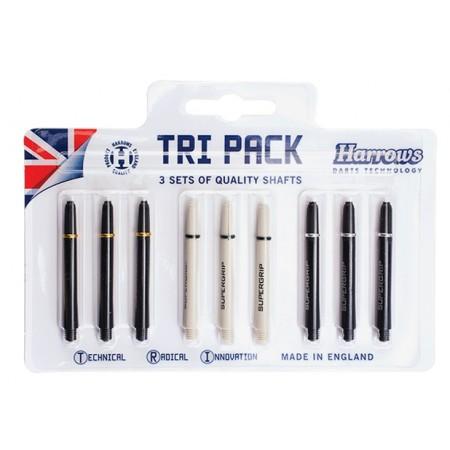 Pikado rez.trup Harrows Tri Pack