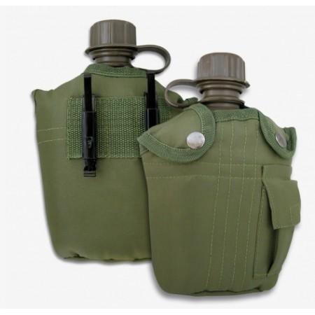 ČUTARA ALBAINOX za vodo 0.9L, zelena 33012