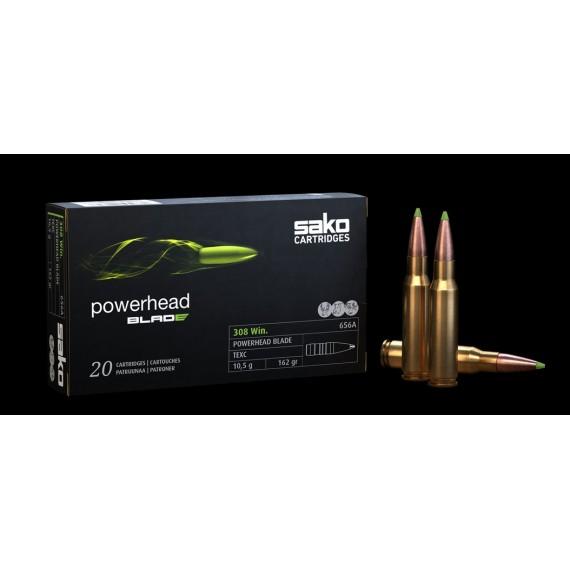 Naboj Sako 308 WIN Powerhead Blade 10,5g/162gr