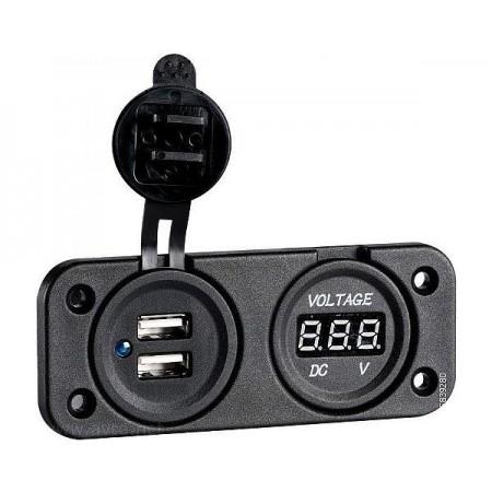 Voltmeter z USB
