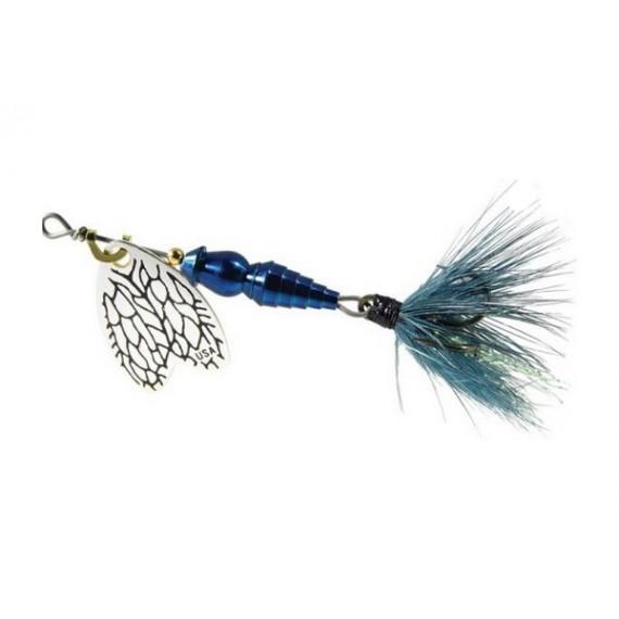 Blestivka Mepps Bug Iron Blue