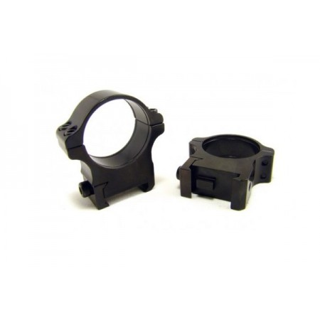 Rusan Weaver Rings 30mm, screw, H12