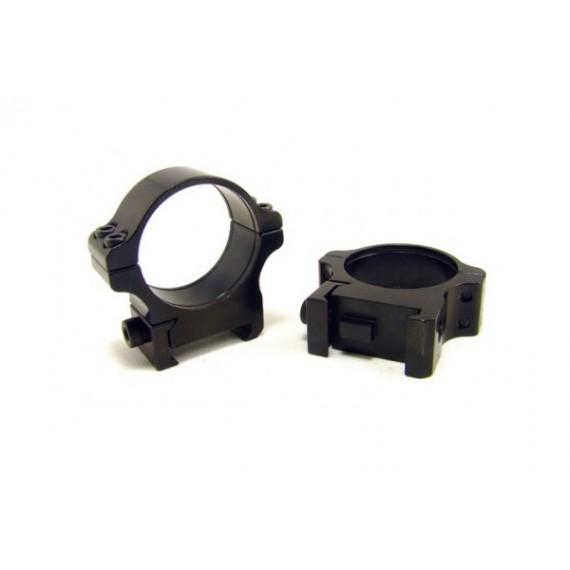 Rusan Weaver Rings 30mm, screw, H8