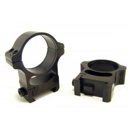 Rusan Weaver Rings 30mm screw H20