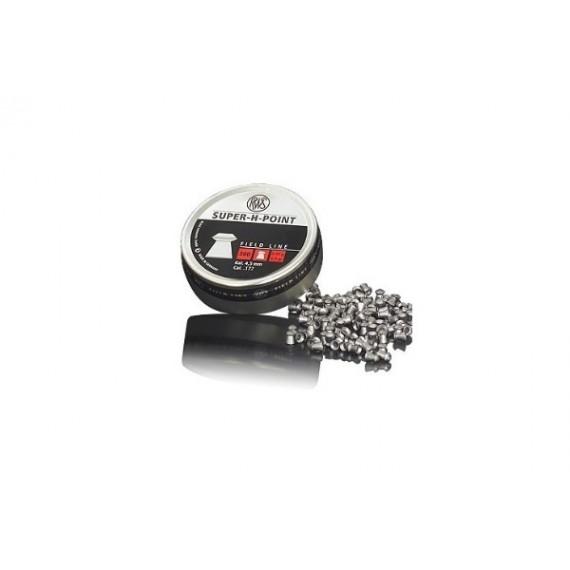 Diabolo RWS Super H Point 4,5mm