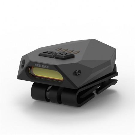 Svetilka NEBO EINSTEIN CAP naglavna s senzorjem